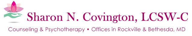 Sharon Covington, LCSW-C Logo