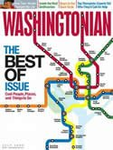 Washingtonian Magazine, July 2009